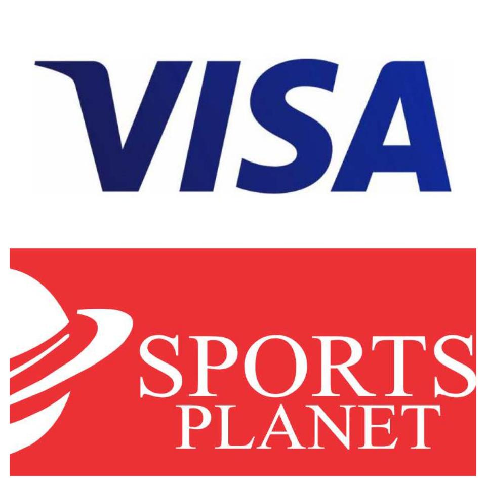 VISA Kicks Off Russia 2018 Campaign On Sports Planet With Fantastic Prizes