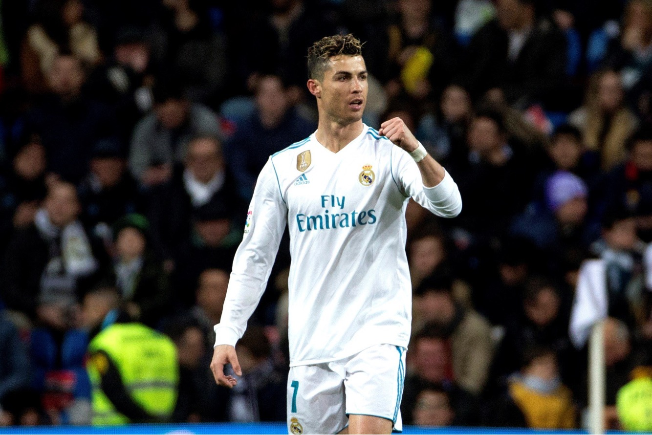 Ronaldo Hits Four As Real Madrid Outscore Girona