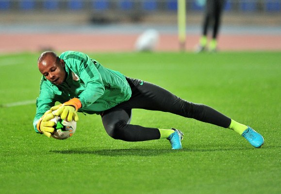 Ezenwa Returns To Training After Injury Setback, Thankful To God