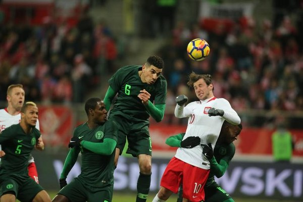 Moses On Target As Super Eagles Stun Hosts Poland