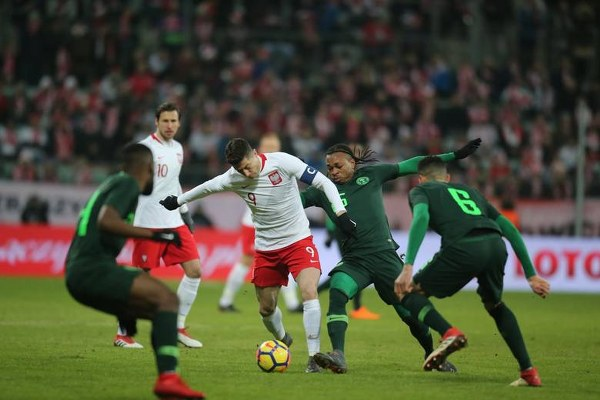 NFF: We Will Never Impose Super Eagles Players On Rohr