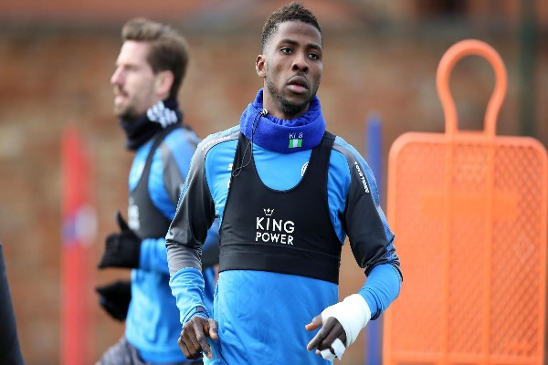 Leicester Manager Puel: Iheanacho Injury Not Serious, He Could Face Brighton