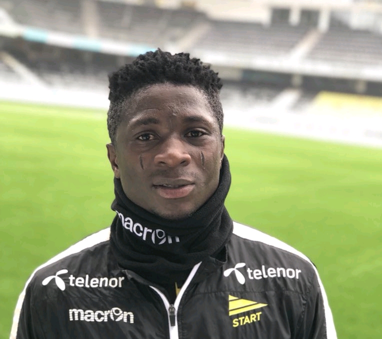 WAFU Cup Star Afeez Benched As IK Start Advance In Norwegian Cup