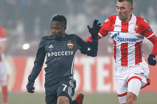 Musa: CSKA Win Over Akhmat Was Hard-Earned