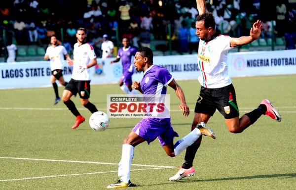 5 Takeaways From MFM VS MC Alger CAFCL   Clash In Lagos