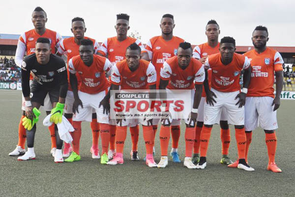 Gates Thrown Open For Akwa United, Al Hilal  CAFCC Clash