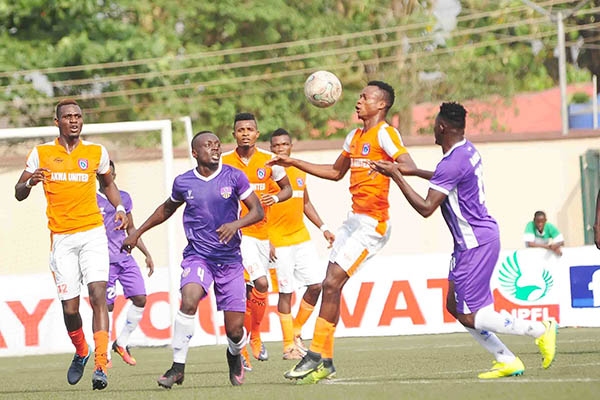 CAFCC: Akwa United Can't Escape Defeat Vs Al Ittihad