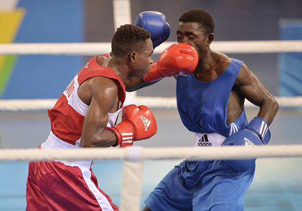 Nigerian Boxers Begin Quest For Medals At 2018 Commonwealth Games