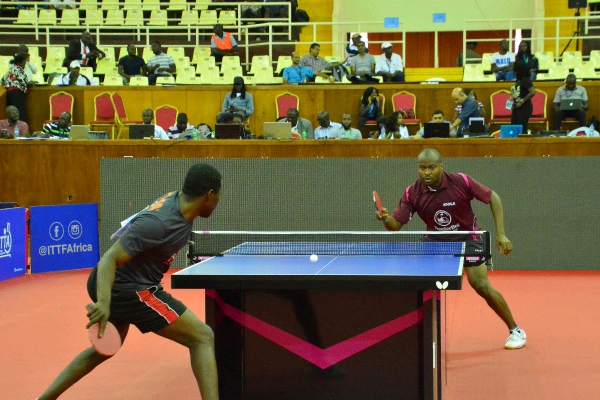 Aruna Loses To Egypt's Assar In ITTF Top 16 Final, Toriola Finishes Fifth