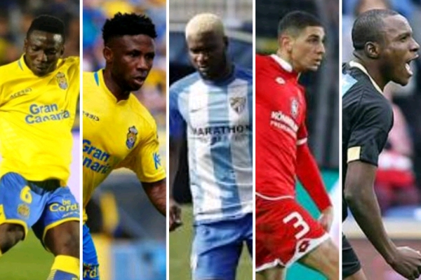 9 Nigerian Players Fighting Relegation With  European Clubs
