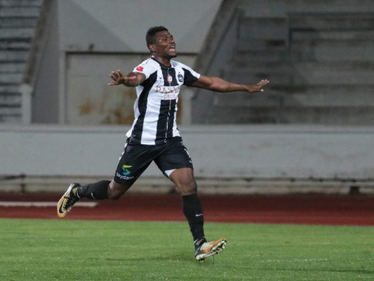 Nigerian Striker Okoli Delighted With Eighth League Goal In Nothern Cyprus