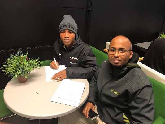 Swedish Club Vaxjo United Sign Unknown Nigerian Abbah On Short-Term Deal