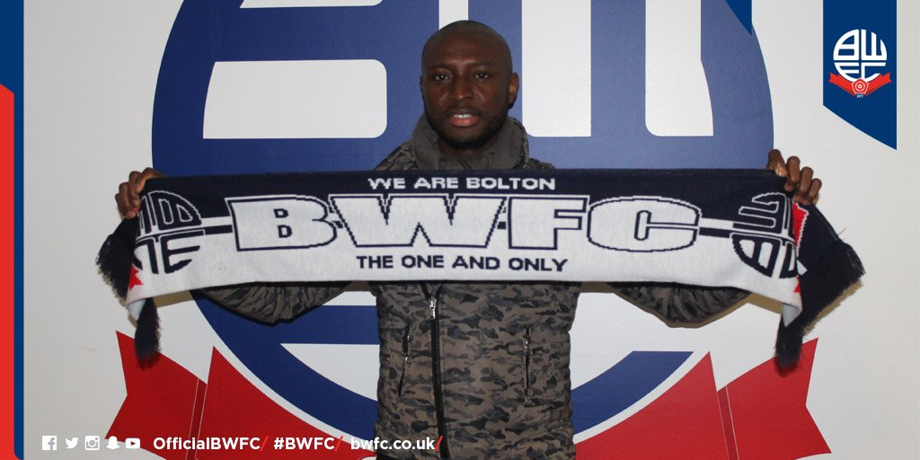Obasi Signs Bolton Wanderers Deal After Trials