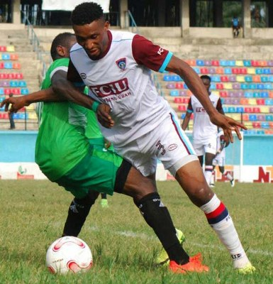 Bosso Seeks FC IfeanyiUbah's First Away Points At Rivers United