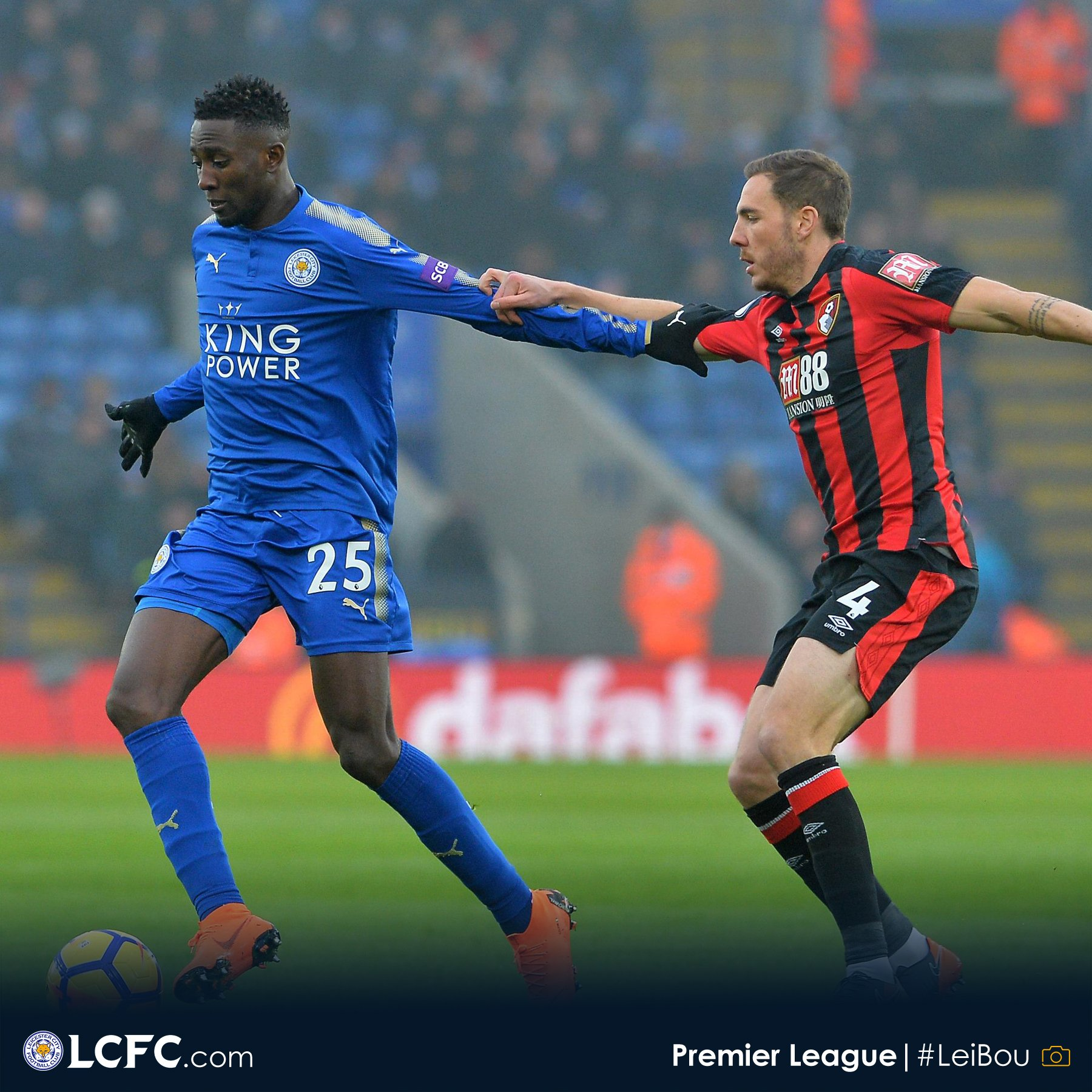 Puel: Ndidi Deserves To Be Named Leicester City's Best Player