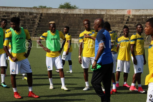 CAFCC: Enyimba's Ibenegbu Confident Of Victory Over Hosts Energie