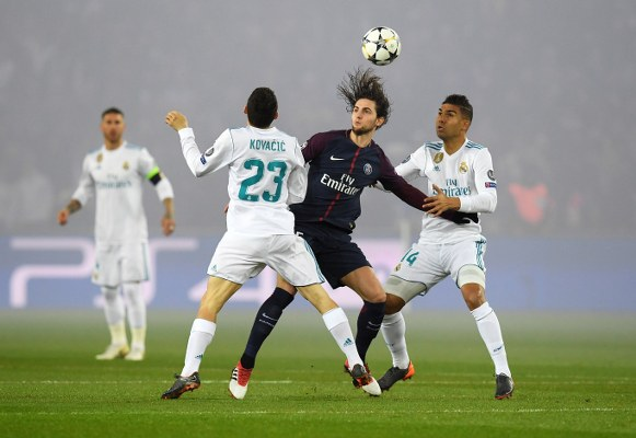 UCL: Real Madrid Cruise Past PSG Into Quarter-Finals, Liverpool Advance
