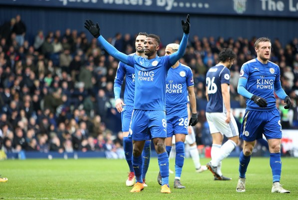 ROUND-UP: Iheanacho Ends 14-Month Drought As Eduok, Umar Score; Aina, Odey In Action