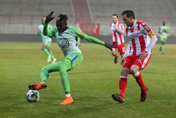 Osimhen Scores In Wolfsburg Friendly Win Over Union Berlin