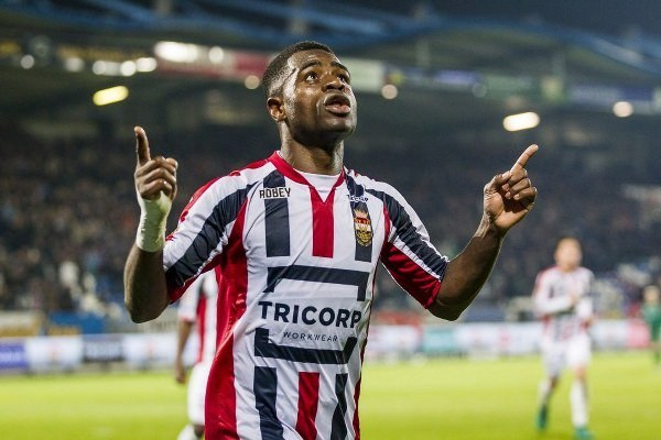 Dutch Club Willem II Won't Give Ogbeche New Deal