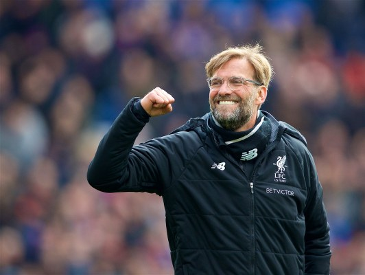"Klopp Satisfied With Liverpool's Comeback Win In ""Difficult"" Palace Clash"