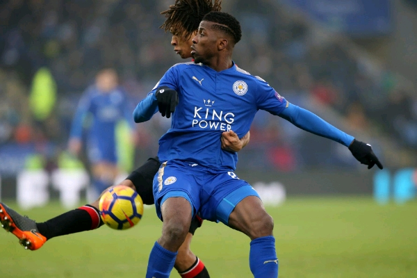 Leicester To Assess Iheanacho's Injury Ahead Of Brighton Clash