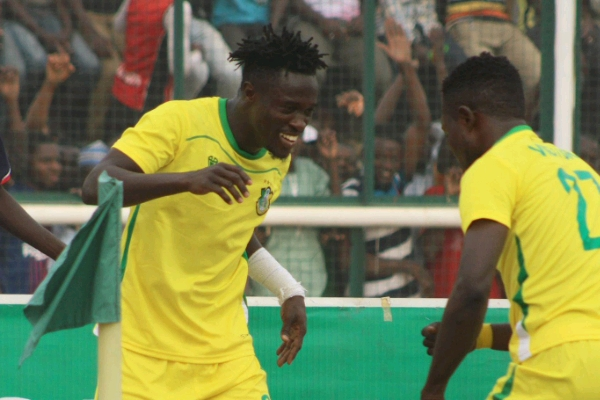 Lokosa Hits Goal No.11 As Pillars Hold Niger Tornadoes In Kano