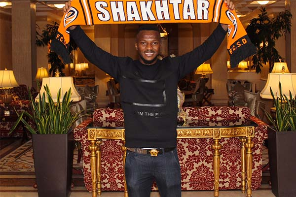 Kayode: I Left Girona For Shakhtar Because My Career Had Tough Times In LaLiga