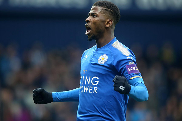 Iheanacho Happy To Rejoin Leicester, Targets 2022 World Cup
