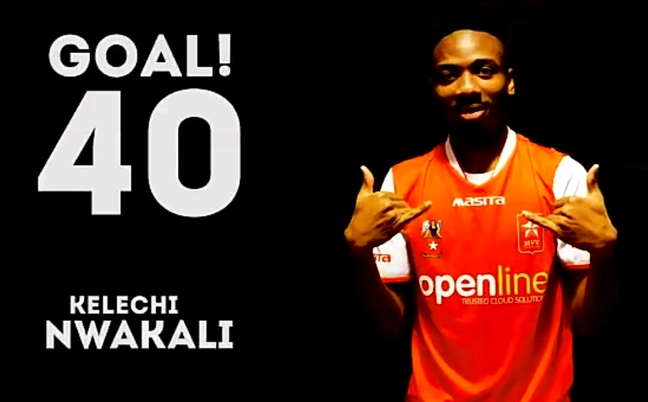 Nwakali Nets Brace In Maastricht Win; Ujah Subbed Off, Balogun Absent As Mainz Lose At Home