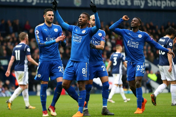 Iheanacho Scores First Leicester League Goal, Ndidi Shines; Everton, Newcastle Win