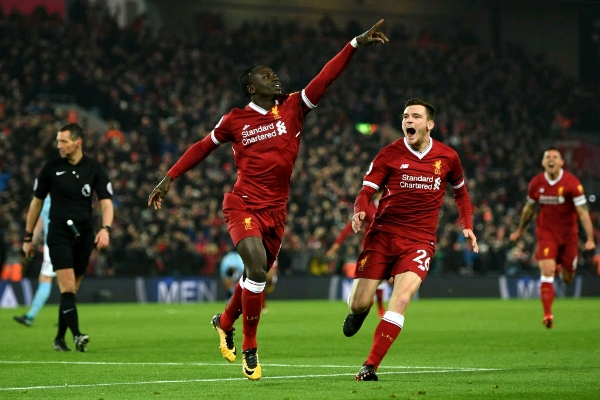 Salah, Mane On Target As Liverpool Ease Past Newcastle, Go Second