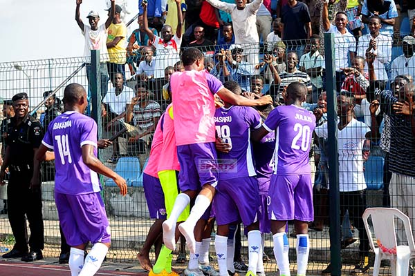 CAFCL: MFM Claim Slim First Leg Advantage Over MC Alger