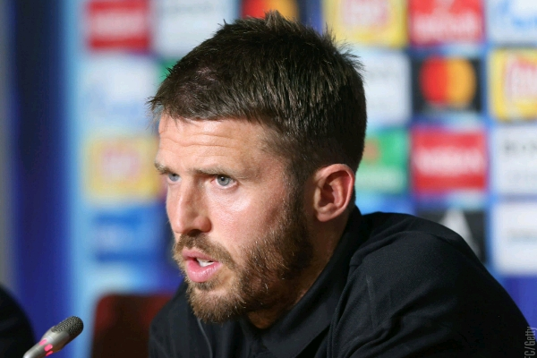 Man United Captain Carrick Confirms Plans To Retire At End Of Season
