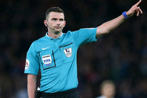 EPL Referee Oliver To Officiate Poland Vs Nigeria Friendly