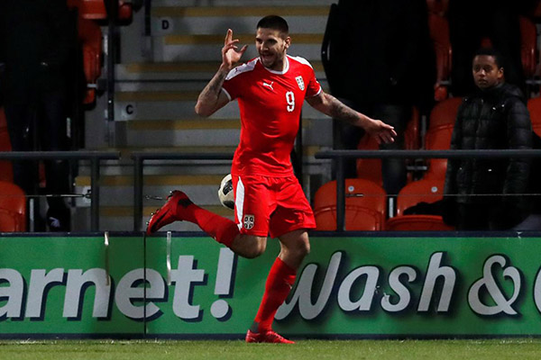 Two-Goal Hero Mitrovic: Serbia Dominant, Deserved Victory Over Super Eagles