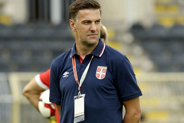 "Serbia Coach Targets Good Result Against ""Solid"" Super Eagles"