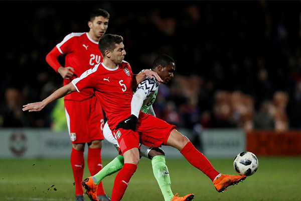 Serbia Coach Krstajic: We Should Have Beaten Super Eagles By More Than Two Goals