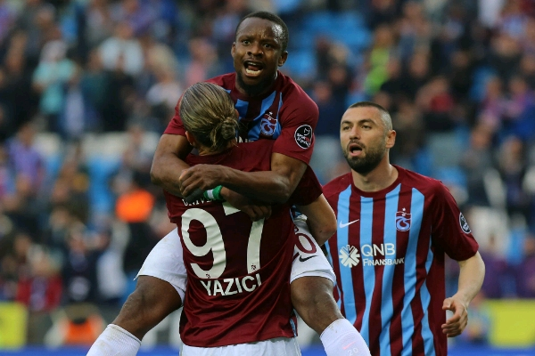 Onazi Scores As Trabzonspor Sweep Aside Azubuike's Malatyaspor