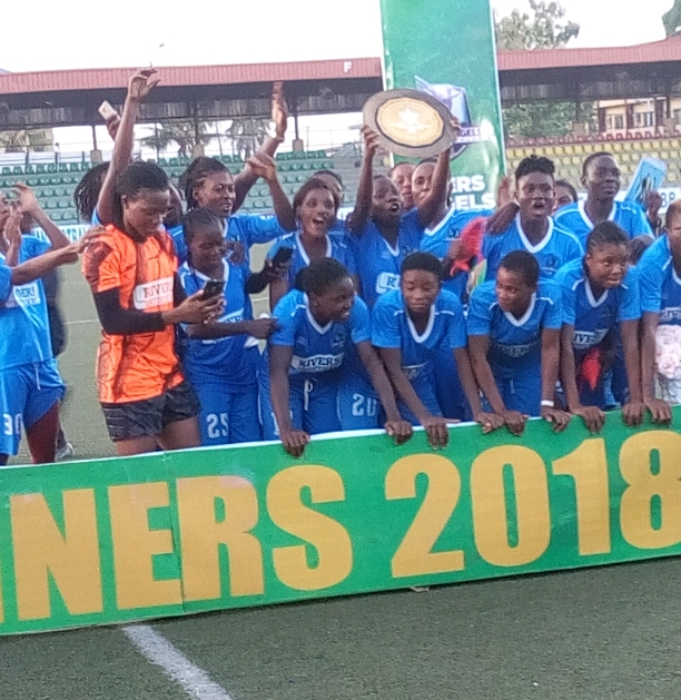 Rivers Angels Beat Nasarawa Amazons To NWFL Champions Shield