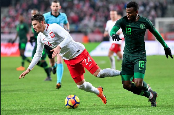 Eagles Defender Abdullahi Canvasses For Support Ahead Of Serbia Clash