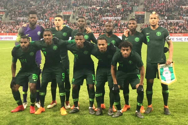 Onazi: Super Eagles Won't Get Carried Away Vs Serbia