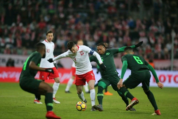 Pinnick: Super Eagles' $2.8m World Cup Qualification Bonus Ready