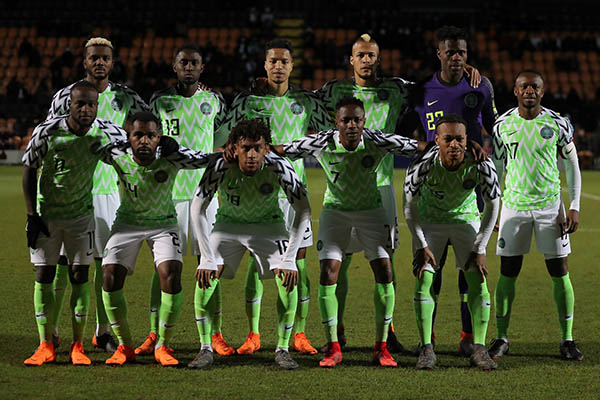 WINGS OF AFRICAN PRIDE: FIFA Release World Cup Slogans For Super Eagles, Others