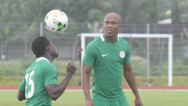 Nwakaeme Eyes Super Eagles Recall, Commends Team For Performance In Friendlies