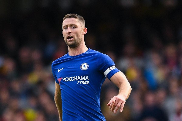 Cahill: Chelsea Can Beat Barcelona Like We Did in 2012