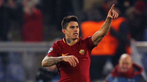 Roma Striker Perotti Eager To Make Argentina's 2018 World Cup Squad