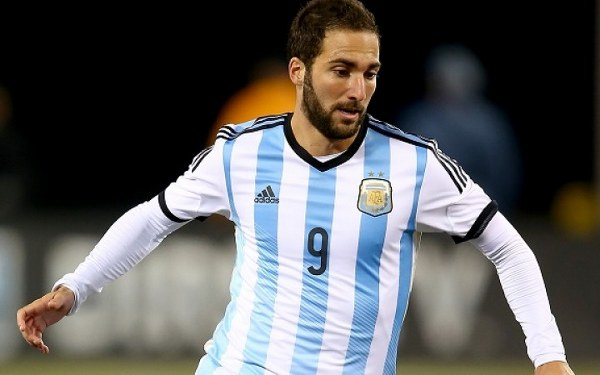 Higuian: Argentina Going To 2018 World Cup To Win It