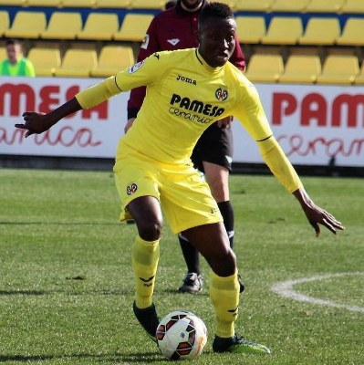 Ex-Eaglet Chukwueze Eyes Villarreal First Team After Bagging Hat-trick For U-19s