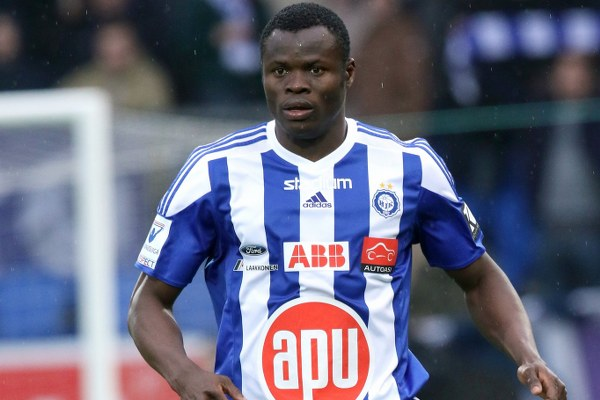 Ex-Super Eagles Defender Taiwo Joins Finnish Club RoPS